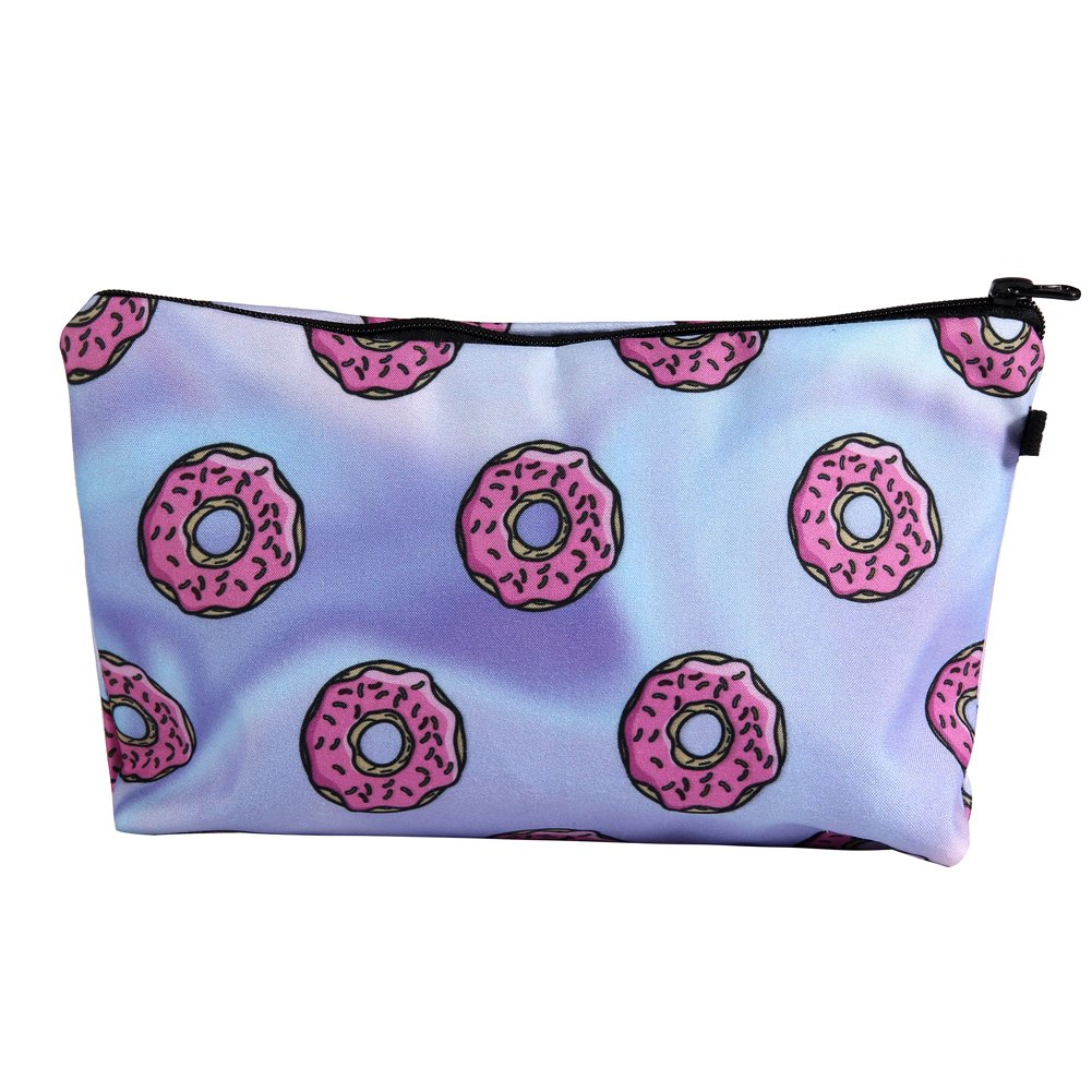 Donut-make-up-bag