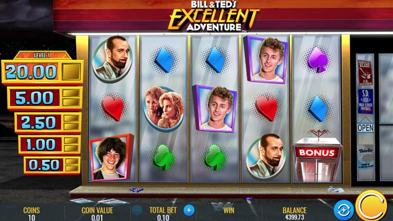 How to Play Bill and Ted's Excellent Adventure