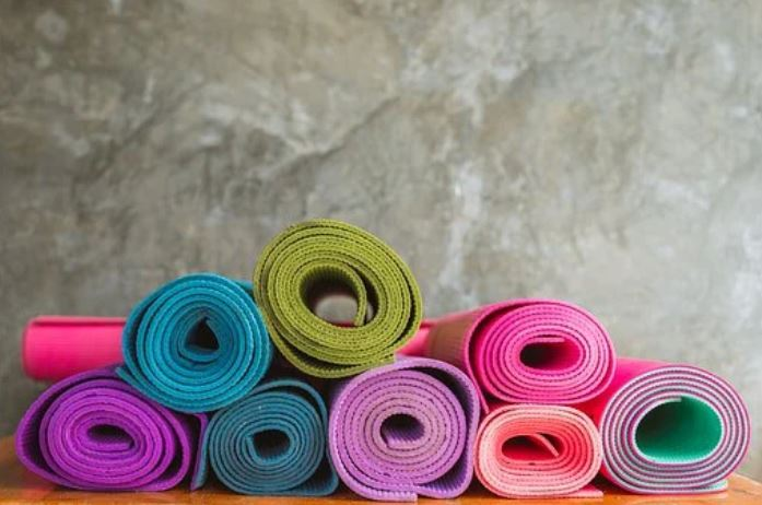 Photo of Buying a Yoga Mat? Here's What to Consider
