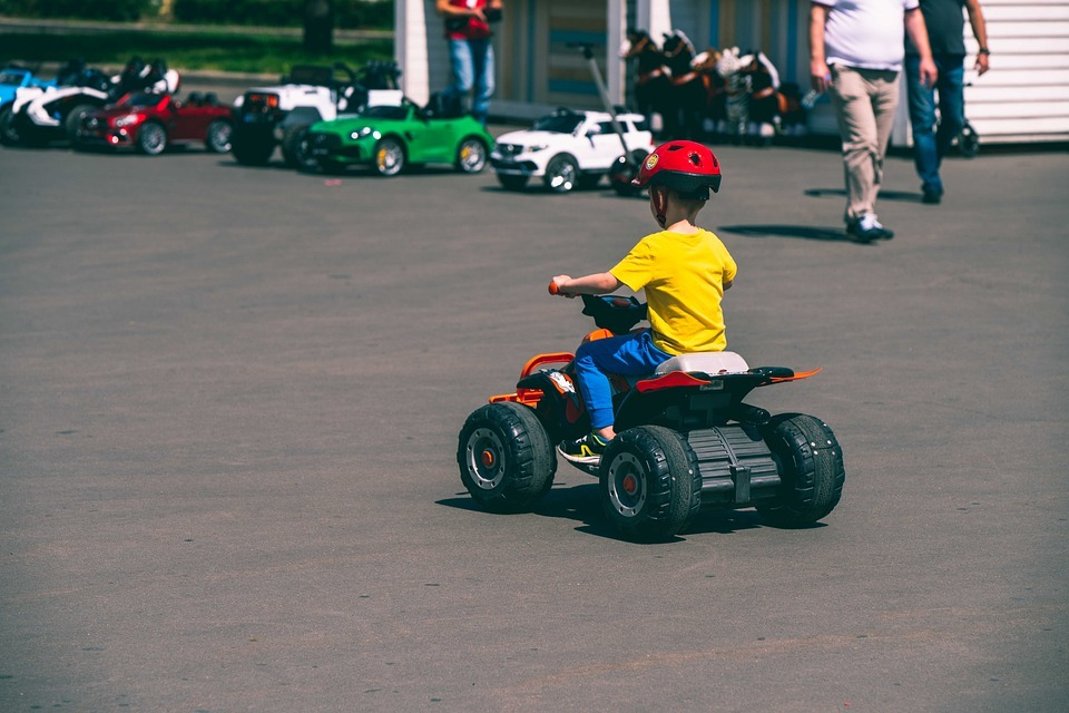 5 Easy Tips to Maintain Your Kids Electric Car