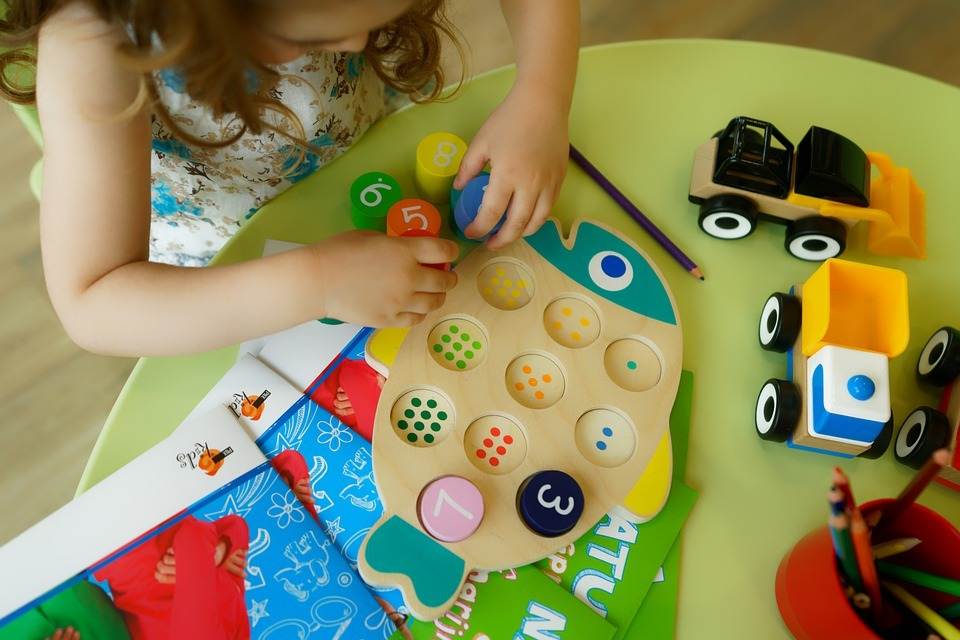 Did you know that 61 percent of in preschool?